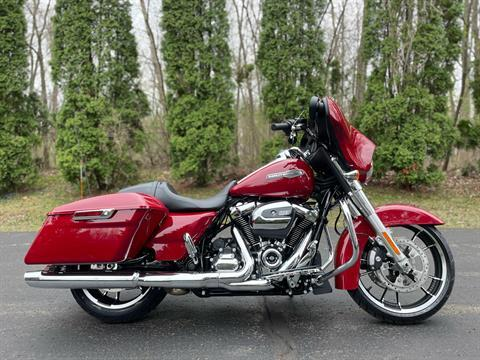 2021 Harley-Davidson Street Glide® in Portage, Michigan - Photo 2