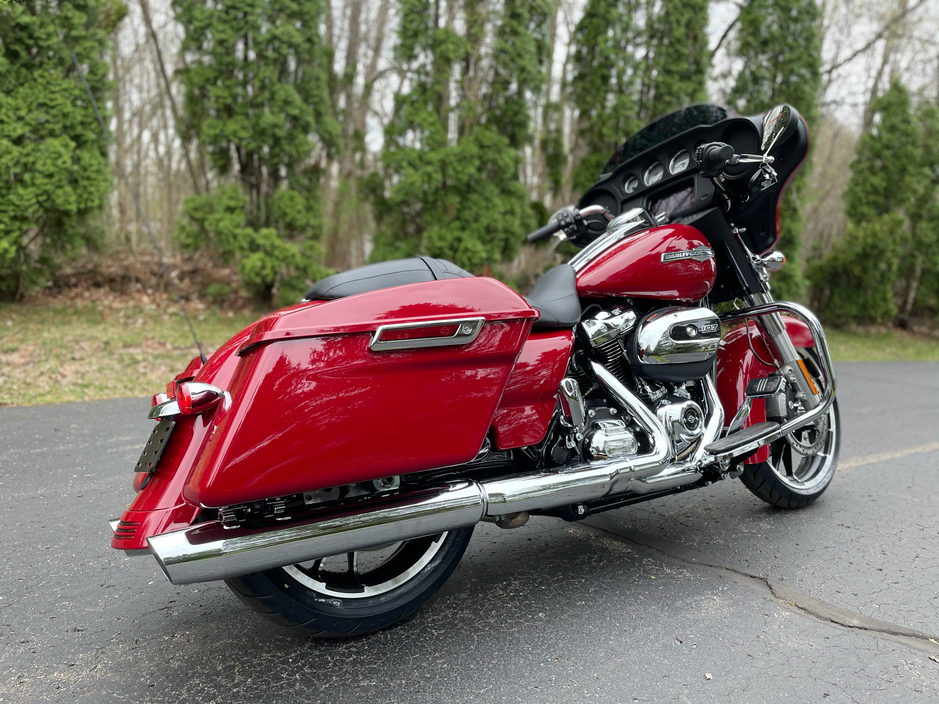 2021 Harley-Davidson Street Glide® in Portage, Michigan - Photo 4