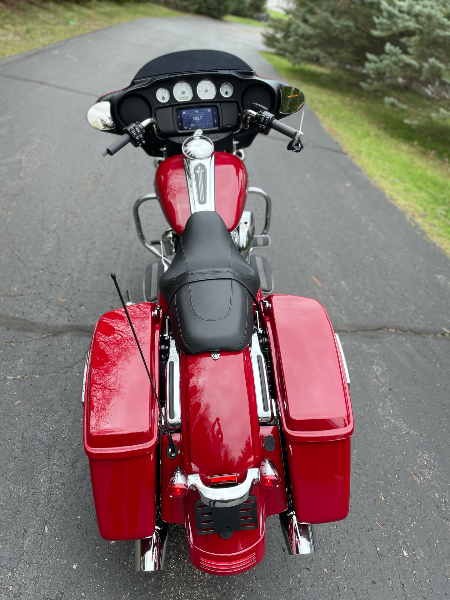 2021 Harley-Davidson Street Glide® in Portage, Michigan - Photo 8
