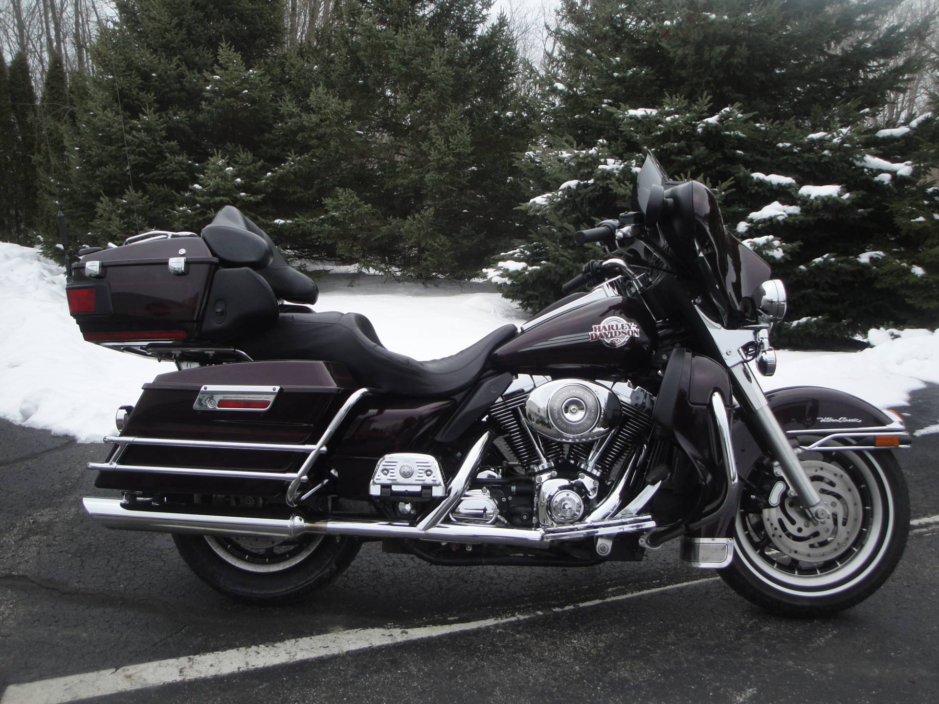 2006 Harley-Davidson Ultra Classic® Electra Glide® in Portage, Michigan - Photo 1