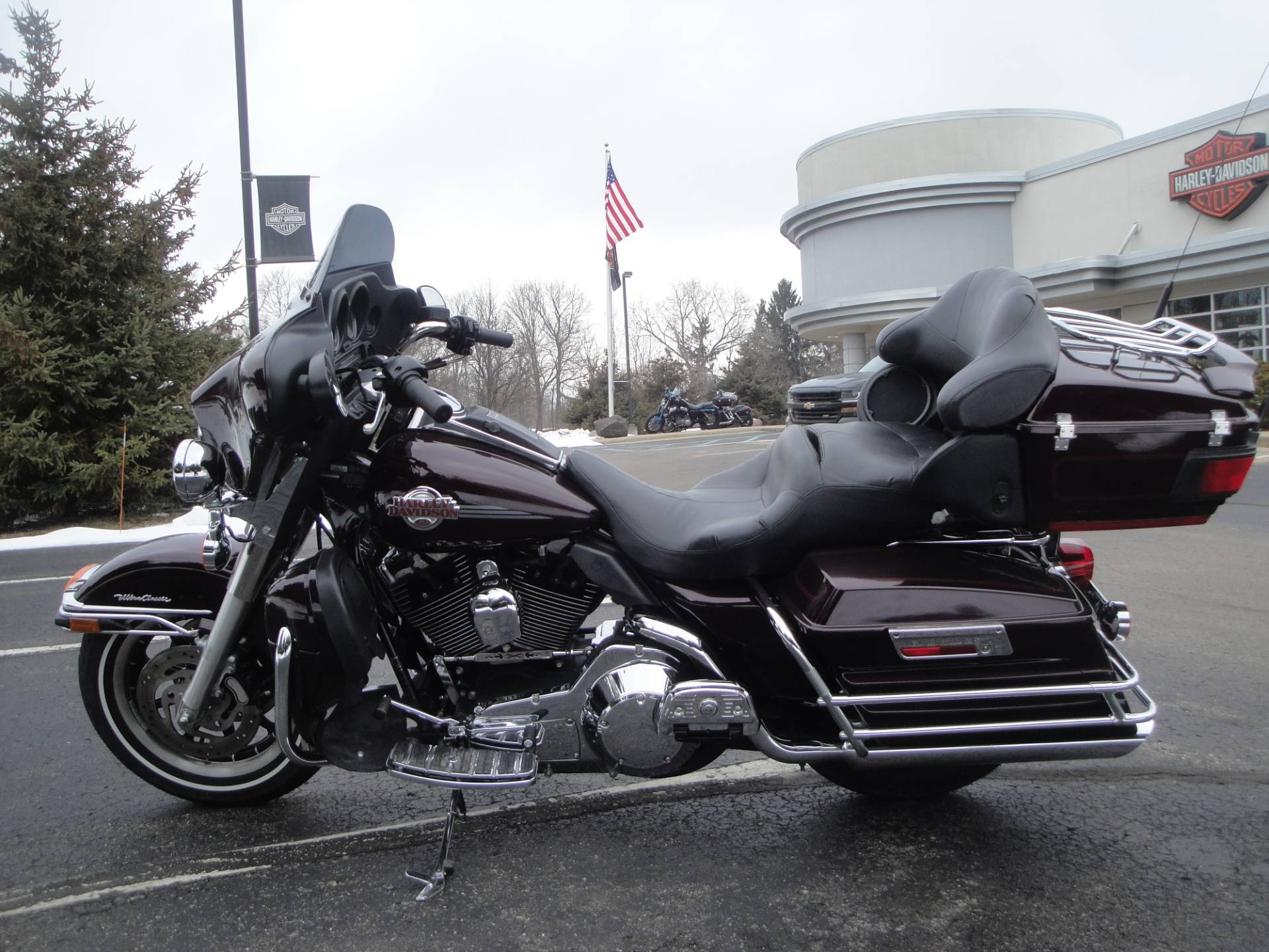 2006 Harley-Davidson Ultra Classic® Electra Glide® in Portage, Michigan - Photo 5