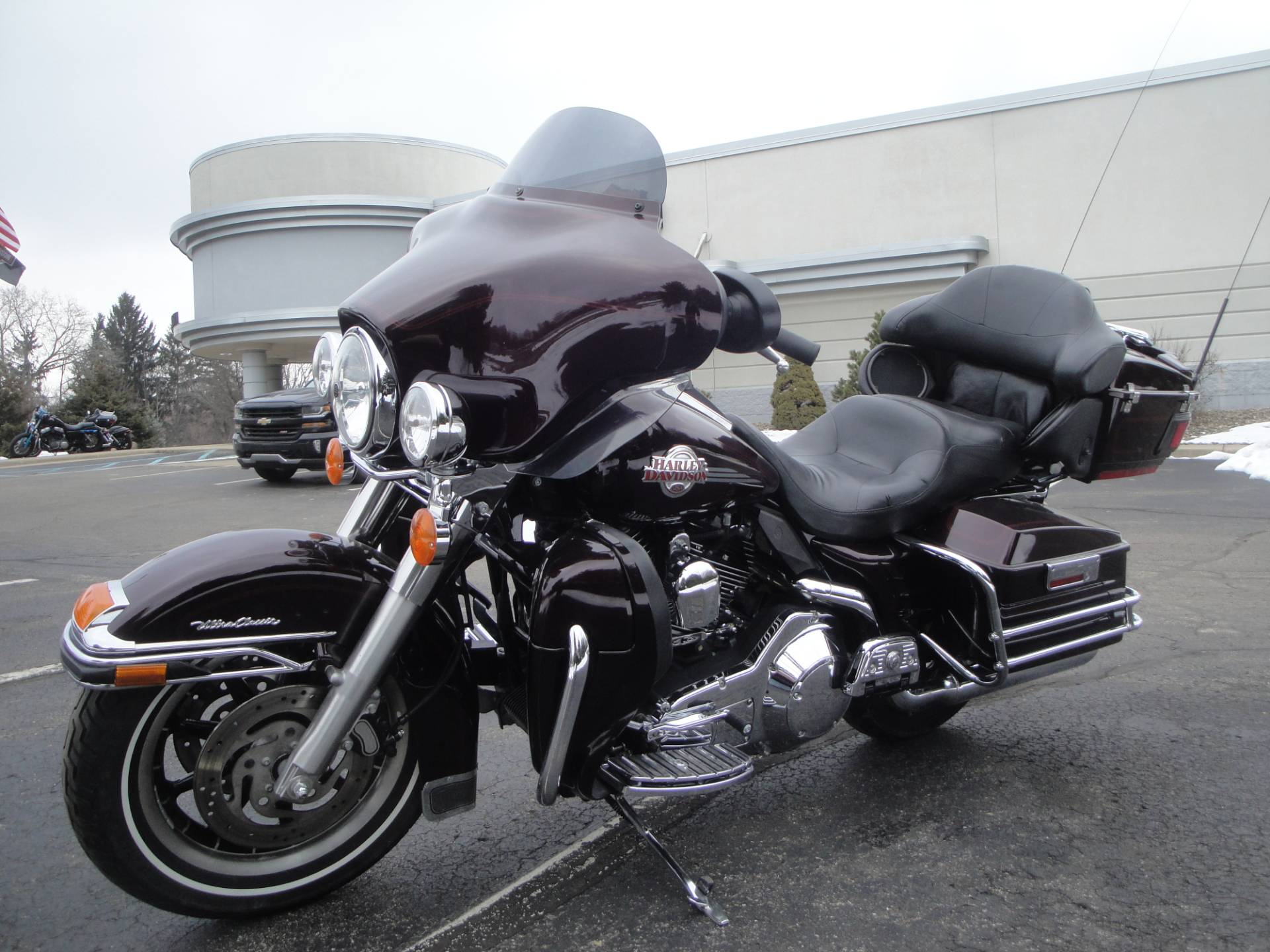 2006 Harley-Davidson Ultra Classic® Electra Glide® in Portage, Michigan - Photo 7