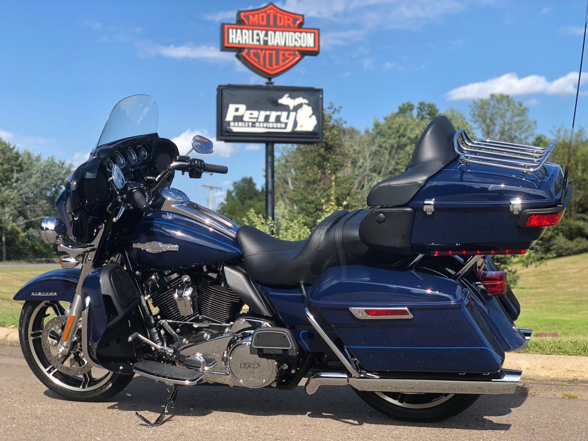 2020 Harley-Davidson Electra Glide Ultra Limited in Portage, Michigan - Photo 1