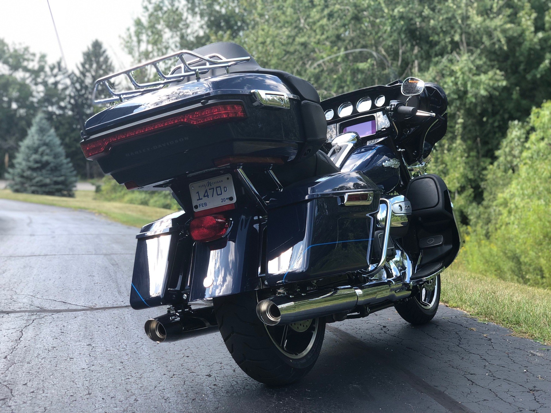 2020 Harley-Davidson Electra Glide Ultra Limited in Portage, Michigan - Photo 9