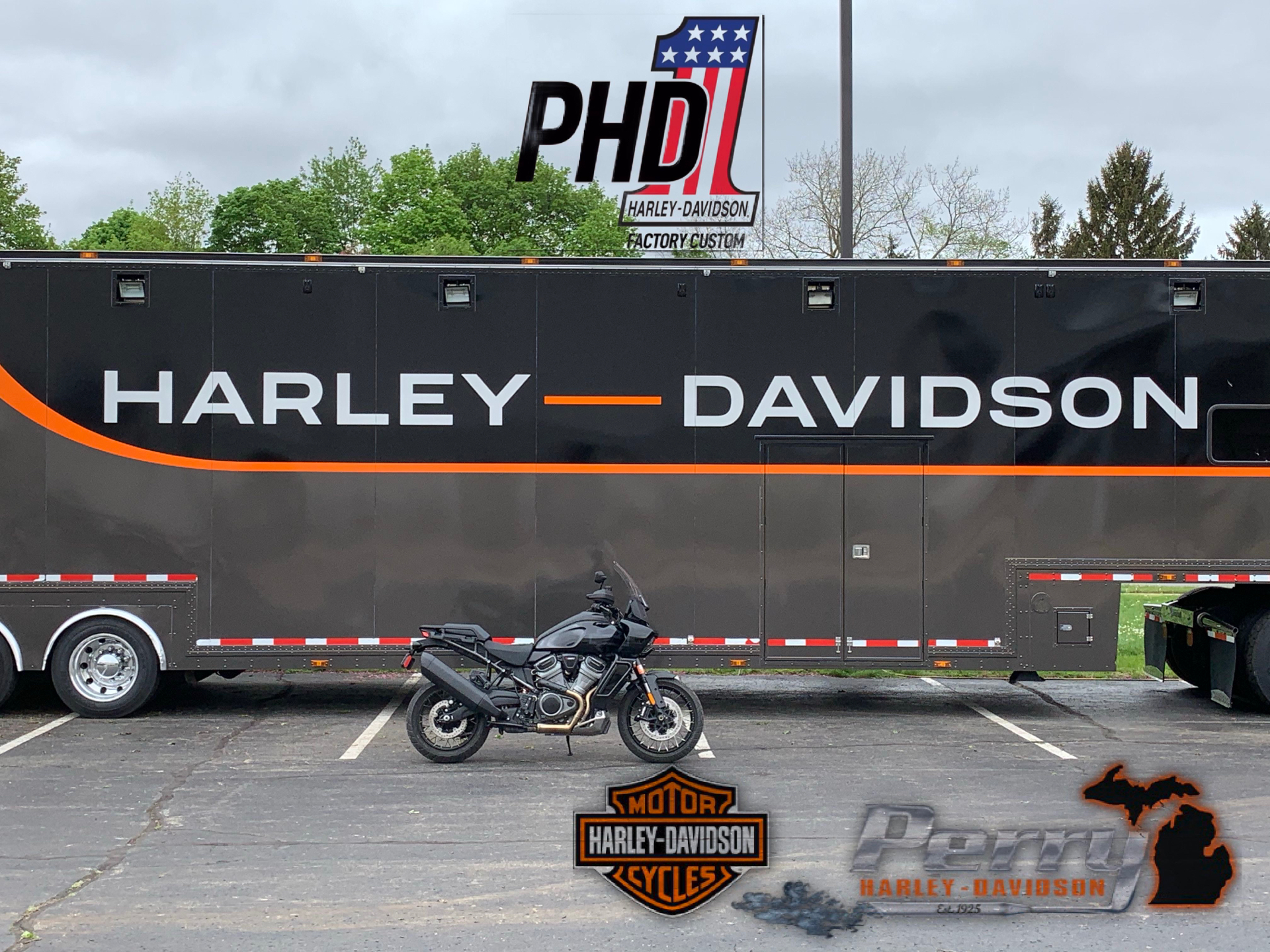 2021 Harley-Davidson Pan America™ Special in Portage, Michigan - Photo 3