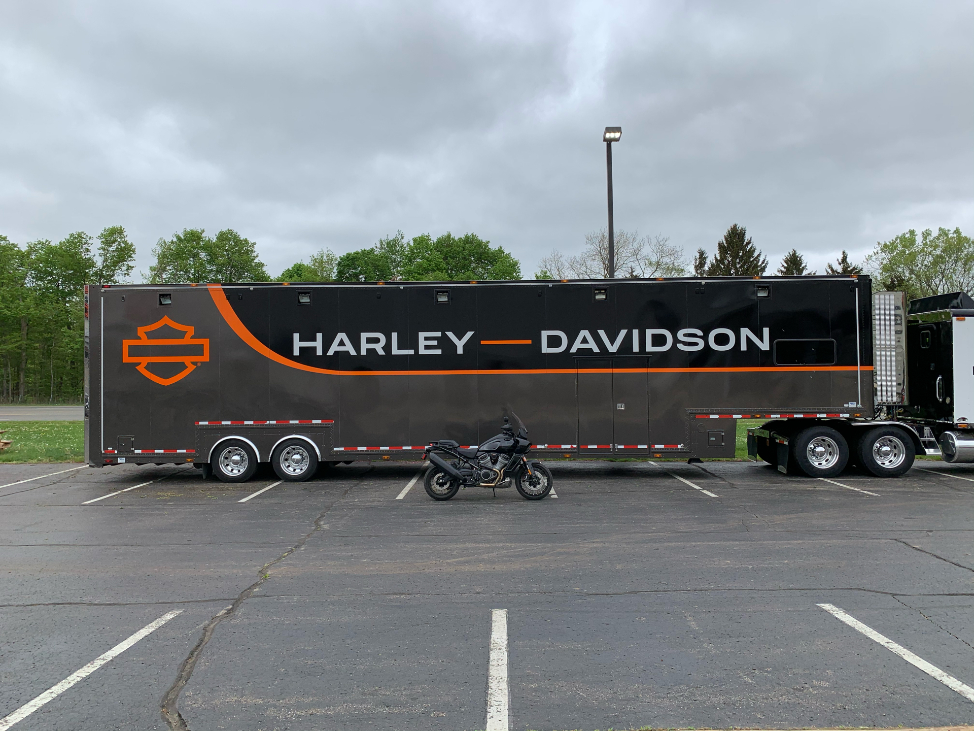 2021 Harley-Davidson Pan America™ Special in Portage, Michigan - Photo 5
