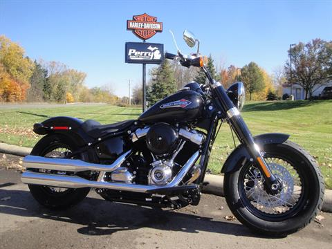 2020 Harley-Davidson Softail Slim® in Portage, Michigan - Photo 1