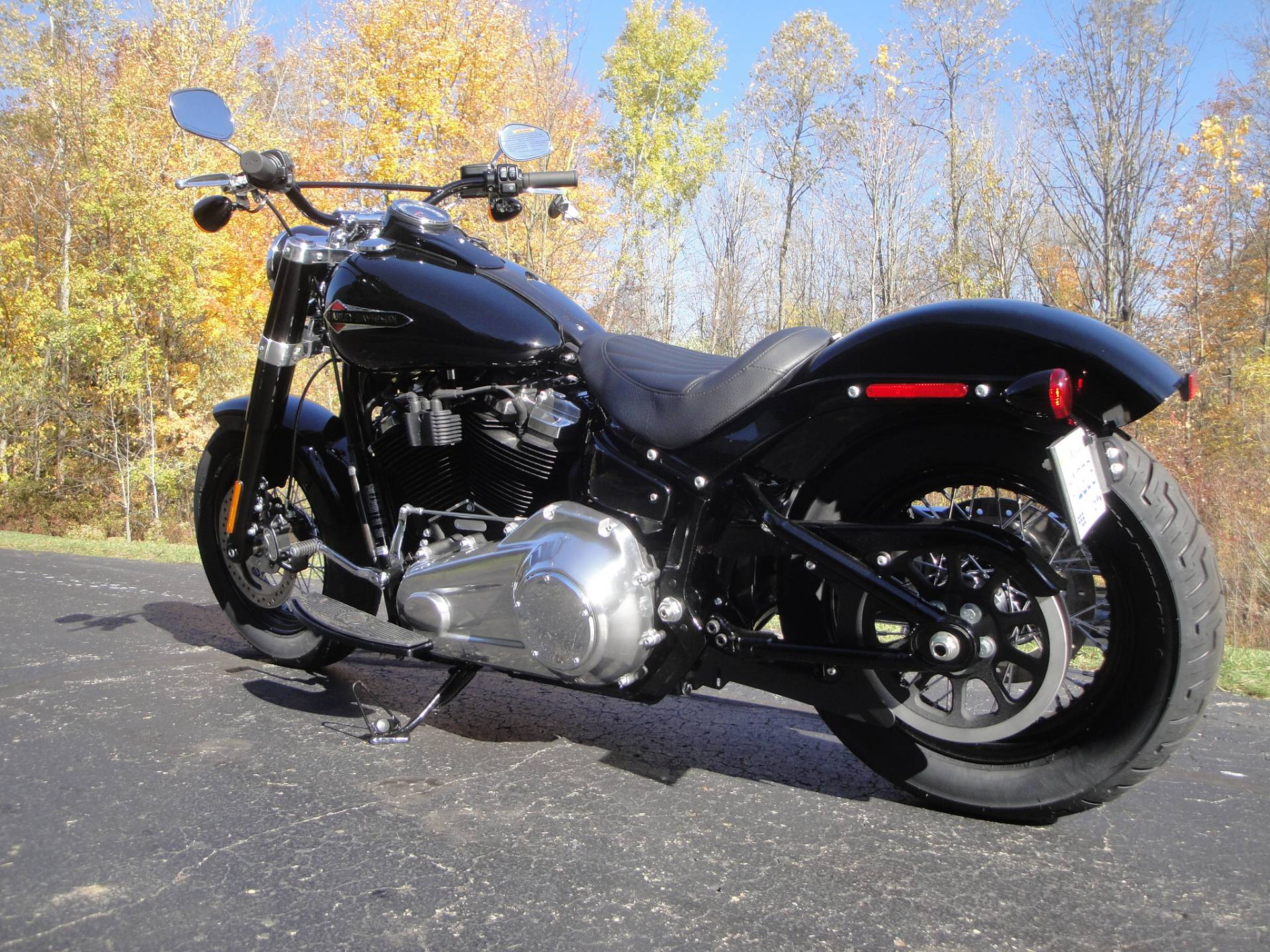 2020 Harley-Davidson Softail Slim® in Portage, Michigan - Photo 4