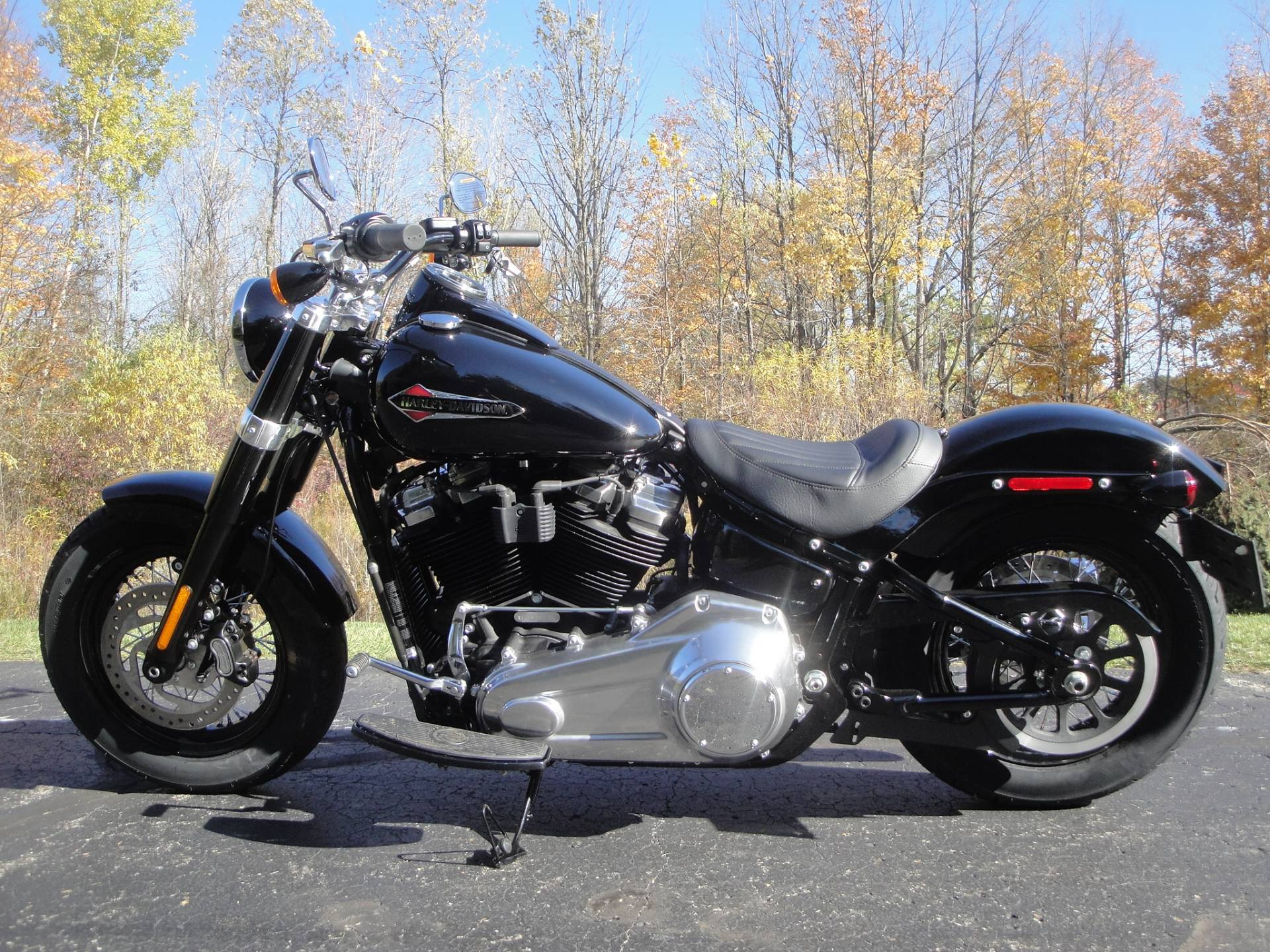 2020 Harley-Davidson Softail Slim® in Portage, Michigan - Photo 5