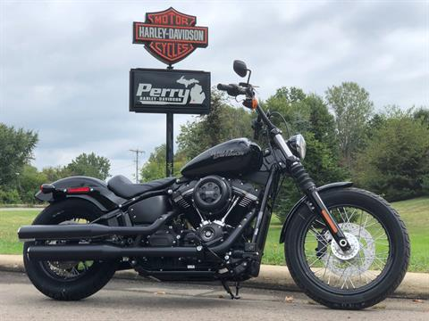 2020 Harley-Davidson Street Bob® in Portage, Michigan - Photo 11