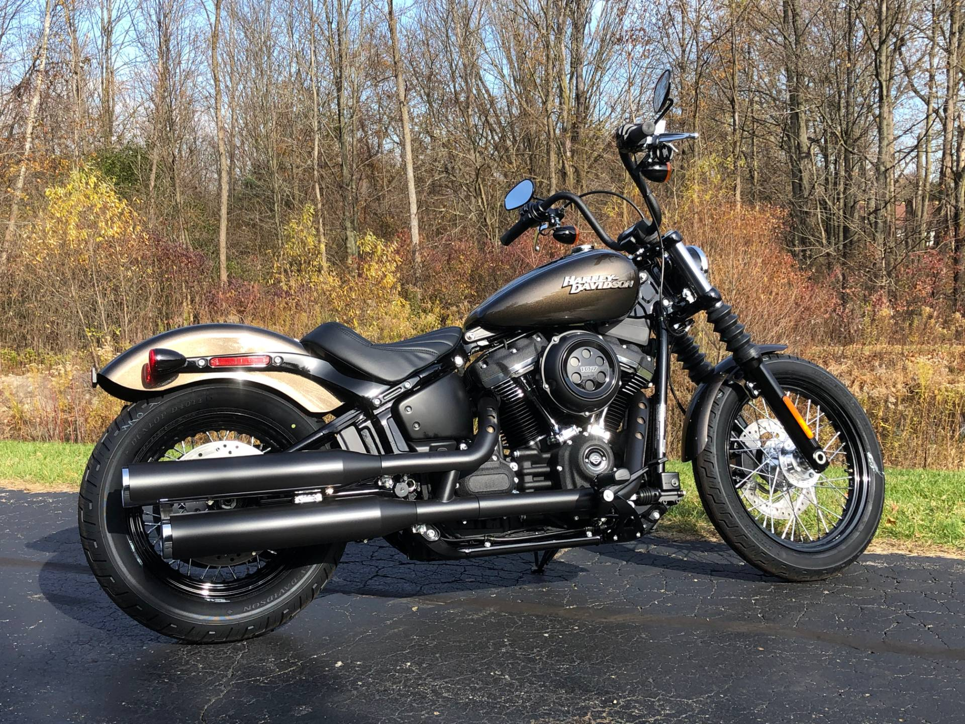 2020 Harley-Davidson Street Bob® in Portage, Michigan - Photo 4