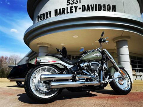 2021 Harley-Davidson Fat Boy® 114 in Portage, Michigan - Photo 3