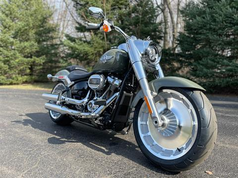 2021 Harley-Davidson Fat Boy® 114 in Portage, Michigan - Photo 4