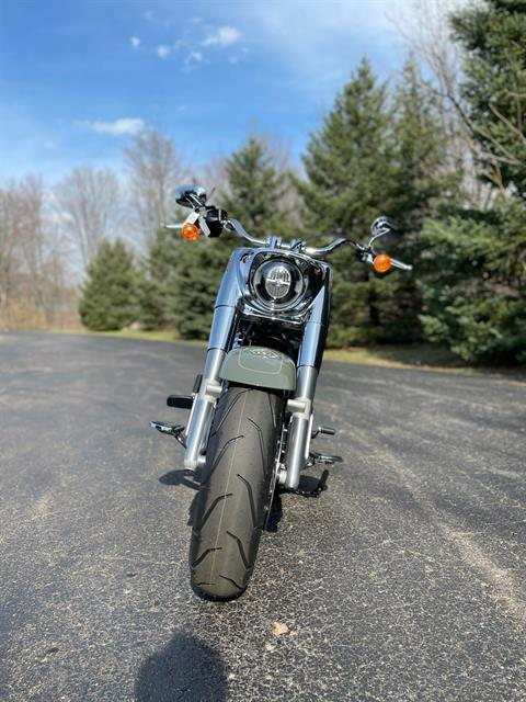2021 Harley-Davidson Fat Boy® 114 in Portage, Michigan - Photo 5