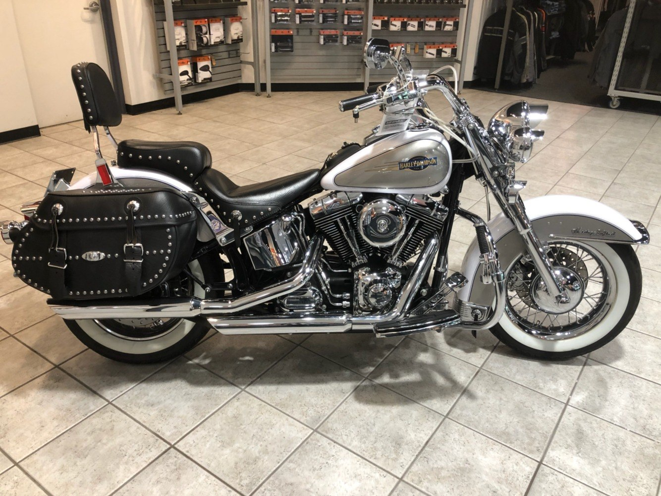 2008 Harley-Davidson Heritage Softail® Classic in Portage, Michigan
