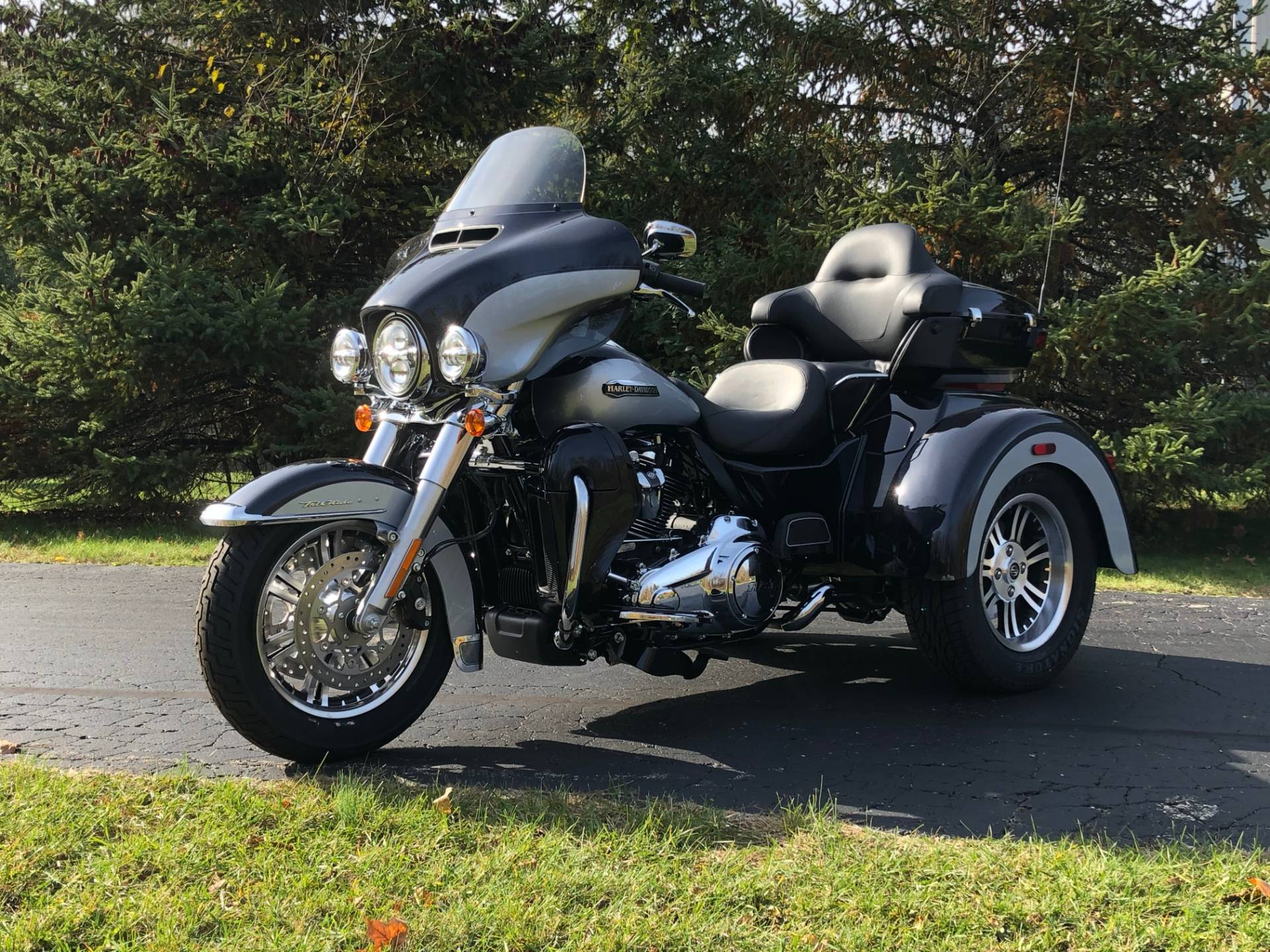 2020 Harley-Davidson Tri Glide® Ultra in Portage, Michigan - Photo 8