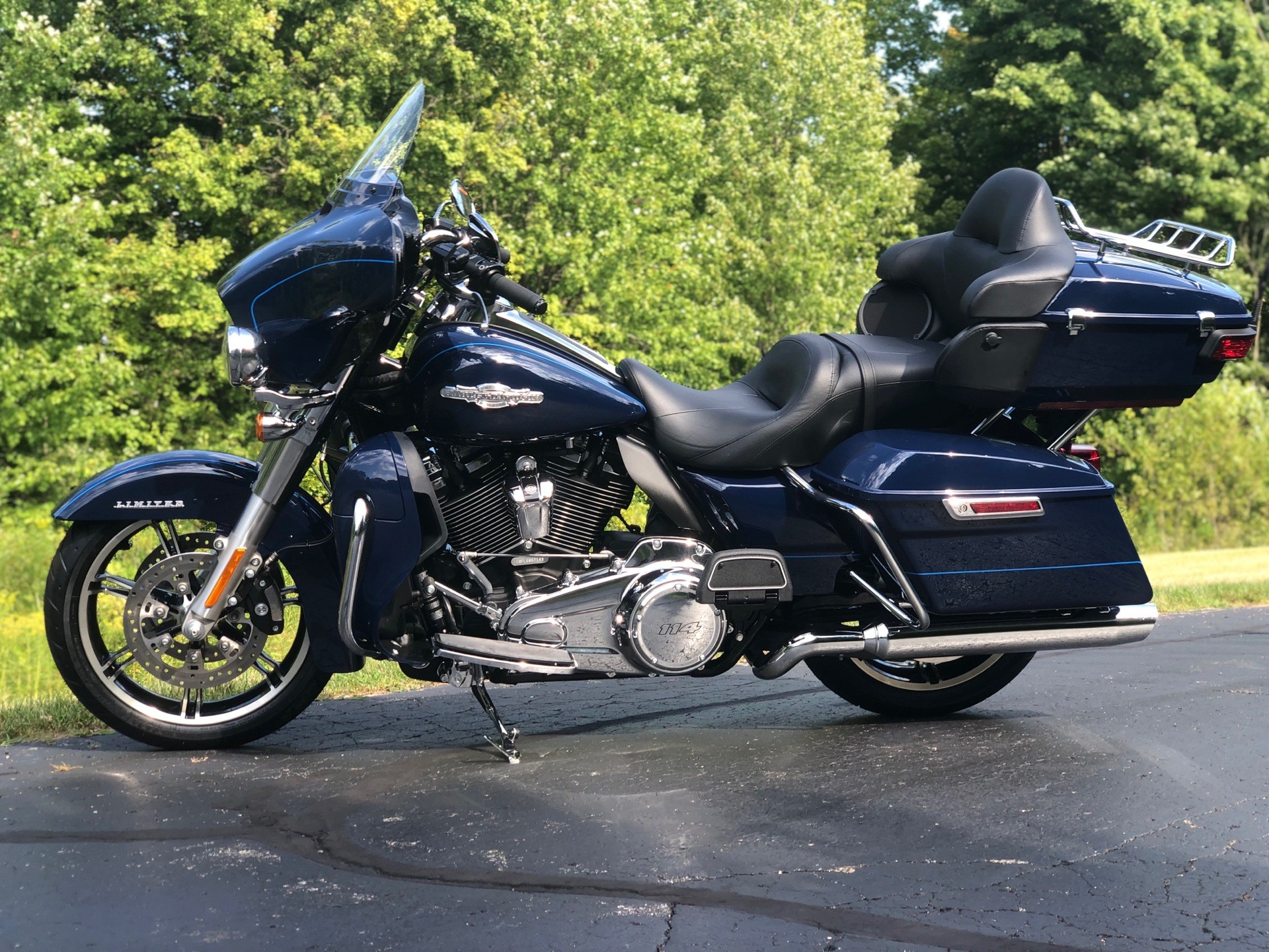 2020 Harley-Davidson Electra Glide Ultra Limited in Portage, Michigan - Photo 2