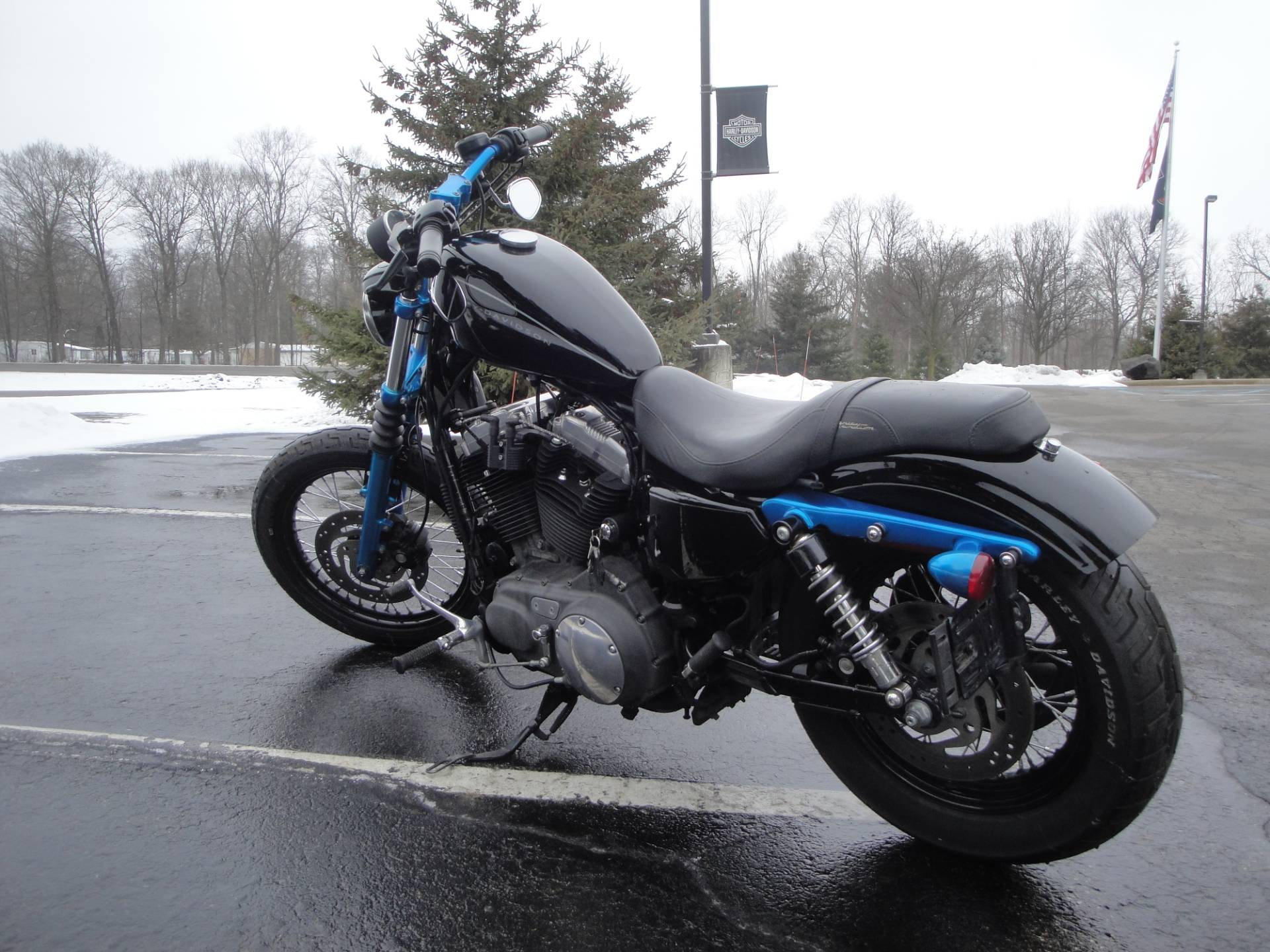 2007 Harley-Davidson Sportster® 1200 Nightster™ in Portage, Michigan - Photo 3