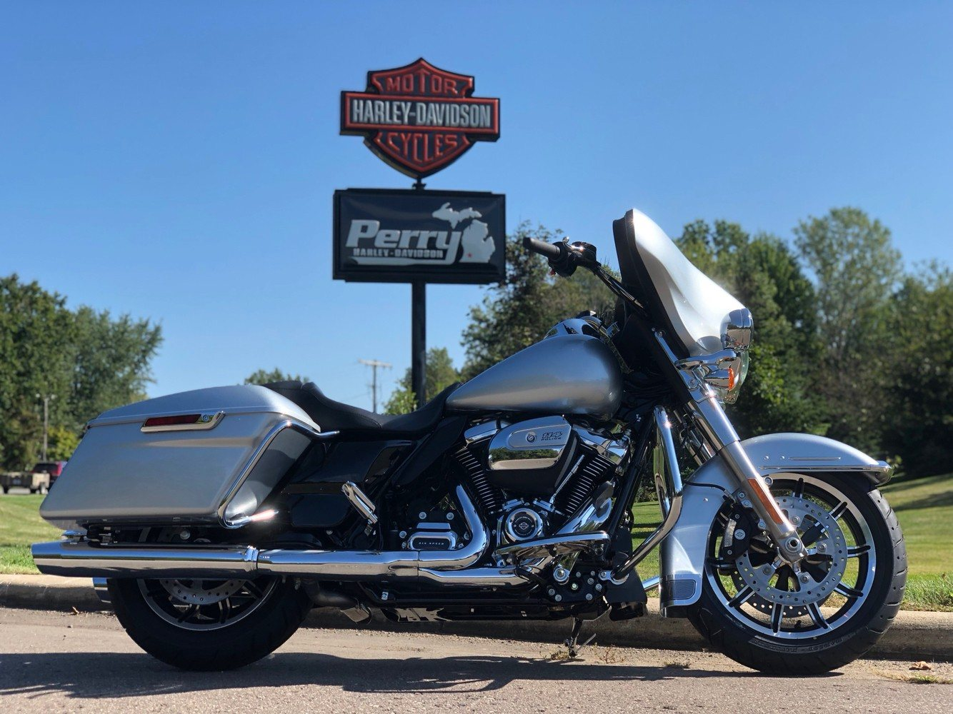 2020 Harley-Davidson Electra Glide Standard in Portage, Michigan - Photo 13
