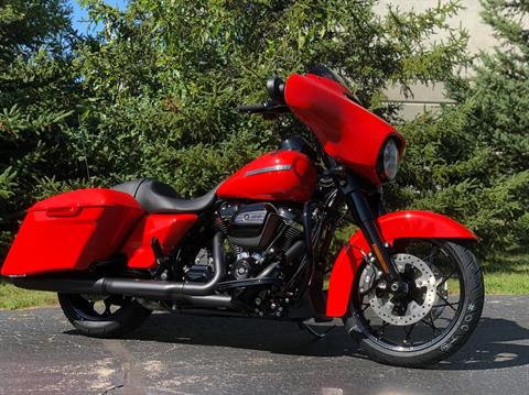 2020 Harley-Davidson Street Glide® Special in Portage, Michigan - Photo 1