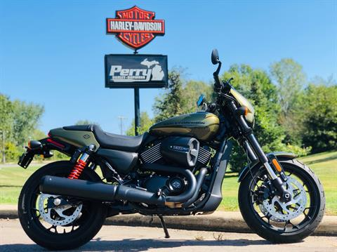 2017 Harley-Davidson Street Rod® in Portage, Michigan - Photo 1