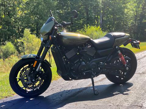 2017 Harley-Davidson Street Rod® in Portage, Michigan - Photo 9