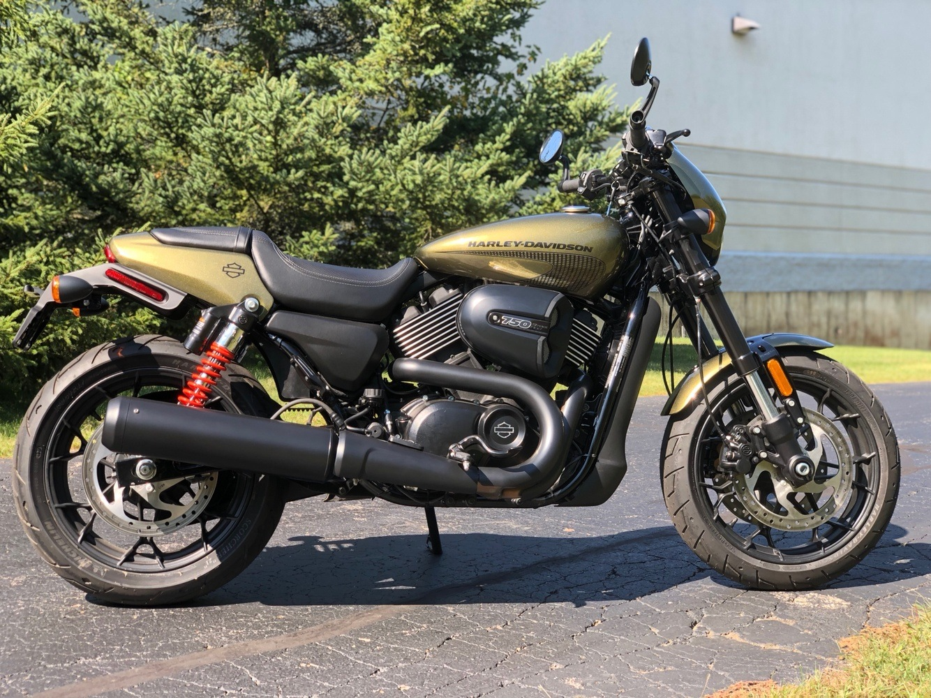 2017 Harley-Davidson Street Rod® in Portage, Michigan - Photo 11