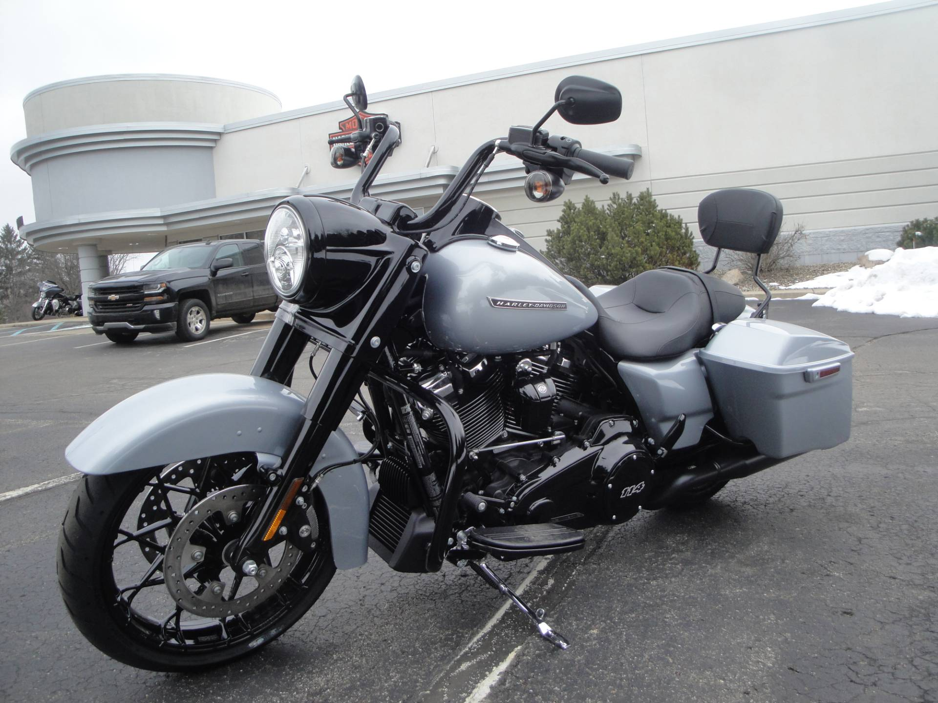 2020 Harley-Davidson Road King® Special in Portage, Michigan - Photo 6
