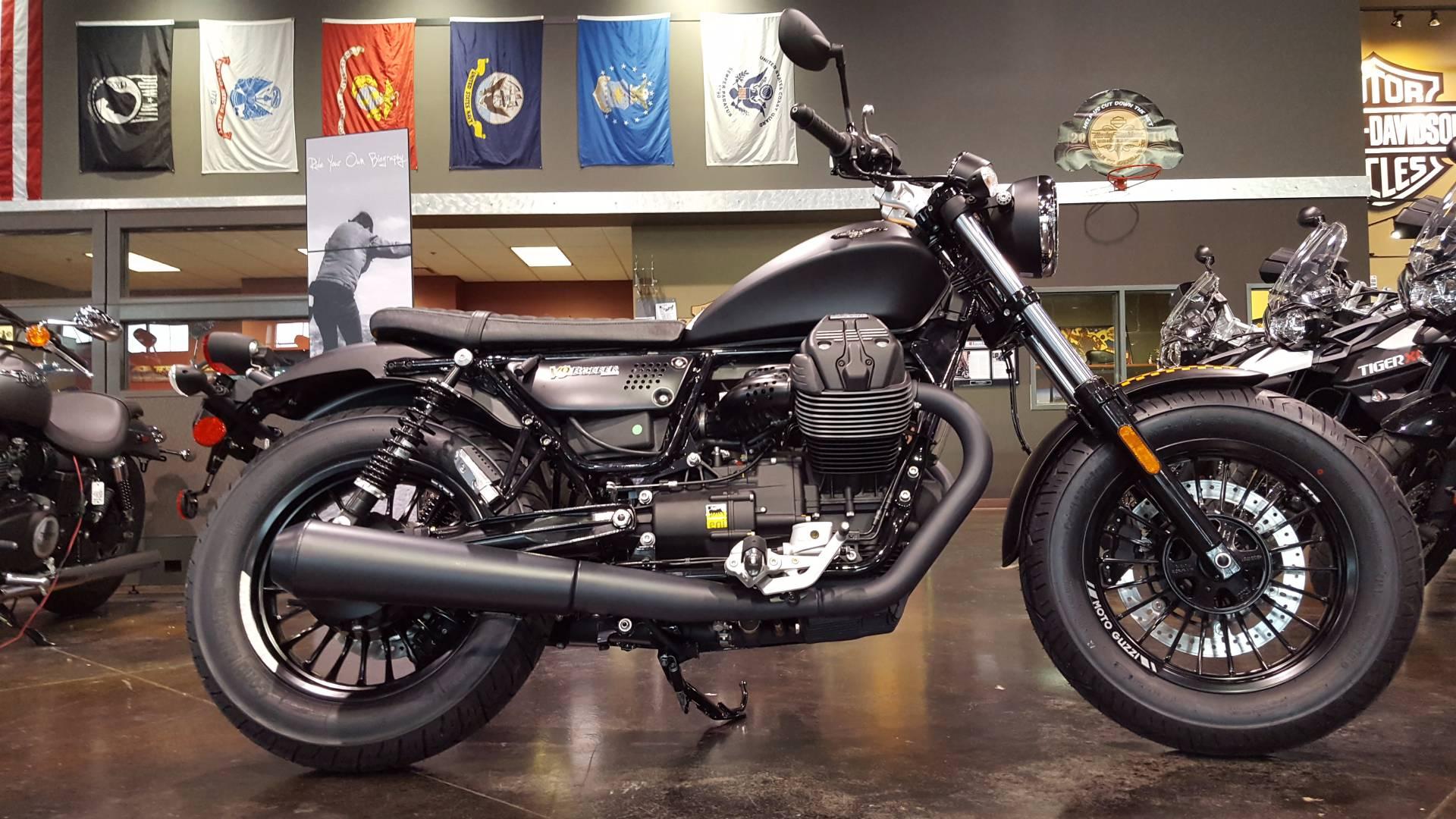 2017 moto guzzi v9 bobber motorcycles saint charles illinois