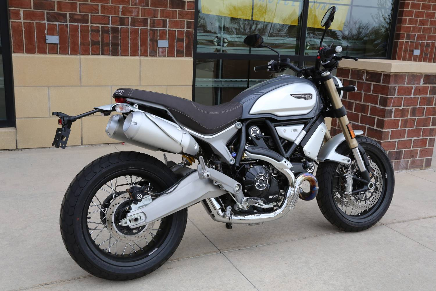 2018 Ducati Scrambler 1100 Special in Saint Charles, Illinois - Photo 4