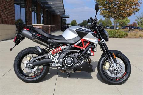2018 Aprilia Shiver 900 ABS in Saint Charles, Illinois
