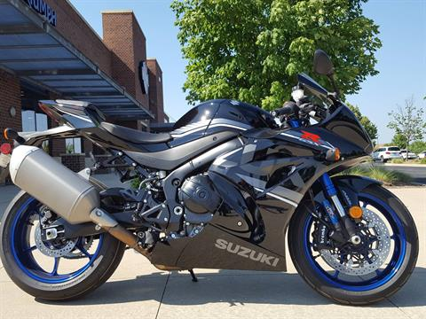 2018 Suzuki GSX-R1000R in Saint Charles, Illinois