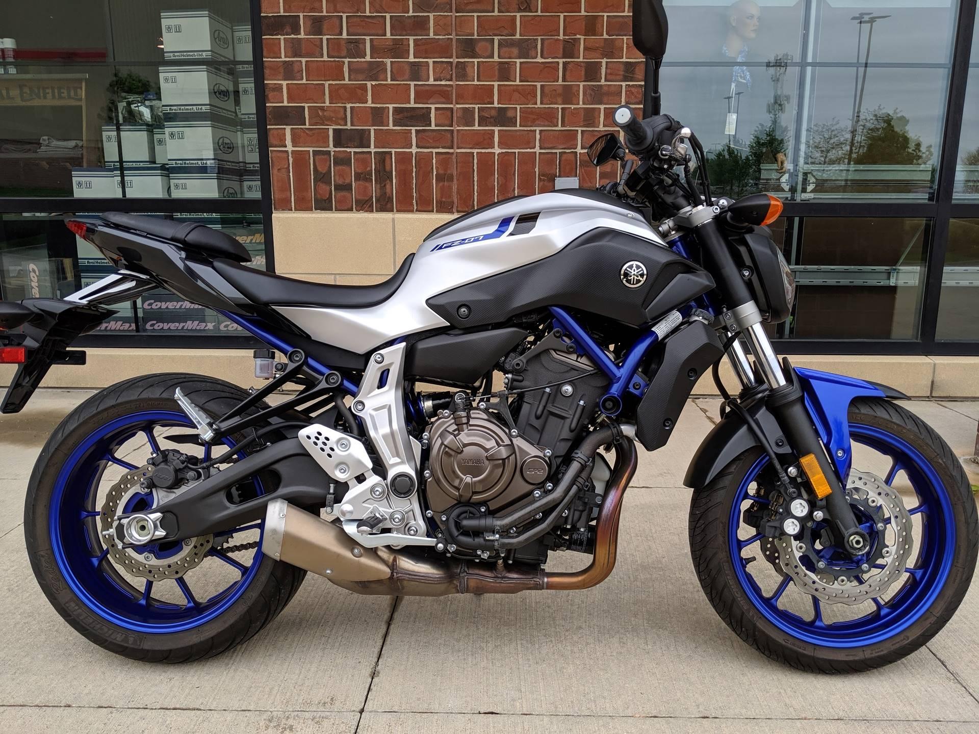 2016 Yamaha FZ-07 for sale 127620
