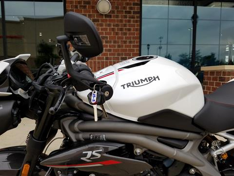 2019 Triumph Speed Triple RS in Saint Charles, Illinois
