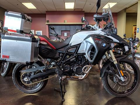 2015 BMW F 800 GS Adventure in Saint Charles, Illinois