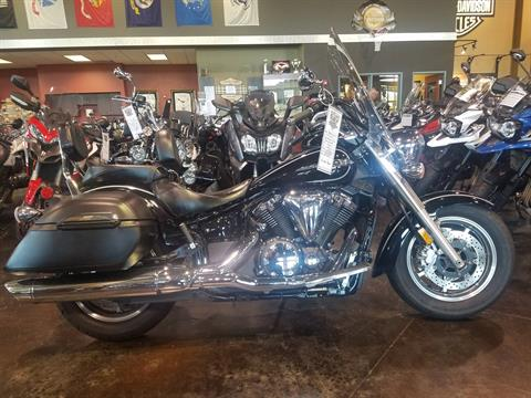 2014 Yamaha V Star 1300 Tourer in Saint Charles, Illinois