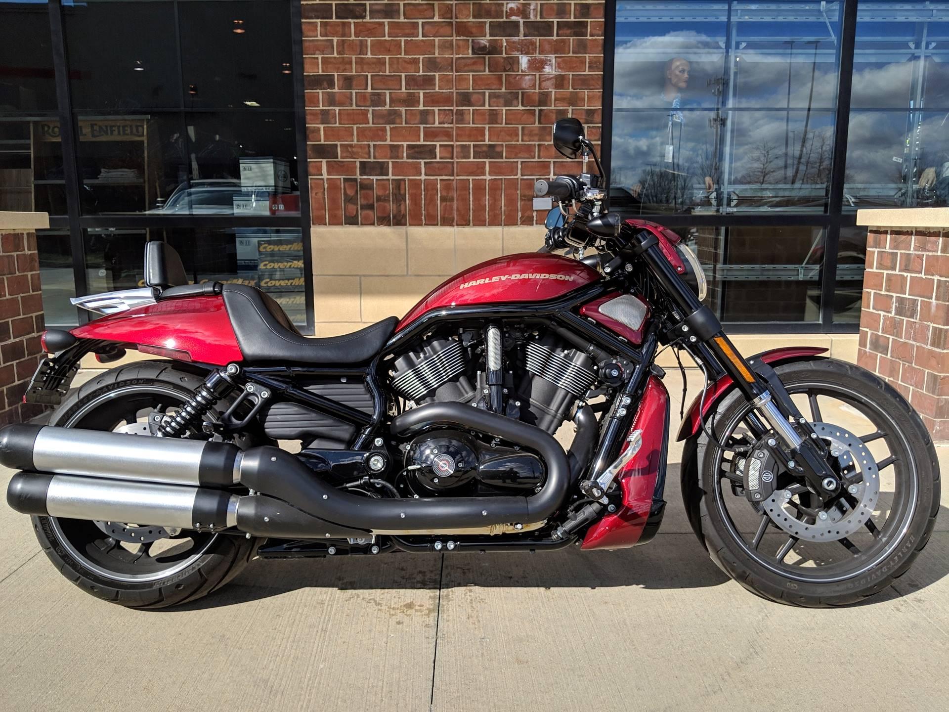 2016 Harley Davidson Night Rod Special In Saint Charles Illinois