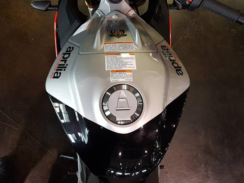 2018 Aprilia Tuono V4 Factory 1100 ABS in Saint Charles, Illinois