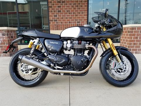 2020 Triumph Thruxton R TFC in Saint Charles, Illinois