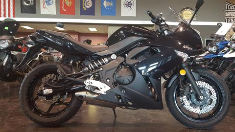 2011 Kawasaki Ninja® 650R  in Saint Charles, Illinois