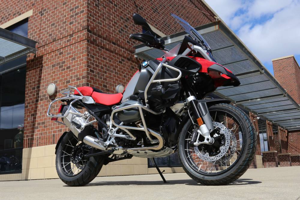 2018 BMW R 1200 GS Adventure in Saint Charles, Illinois - Photo 3