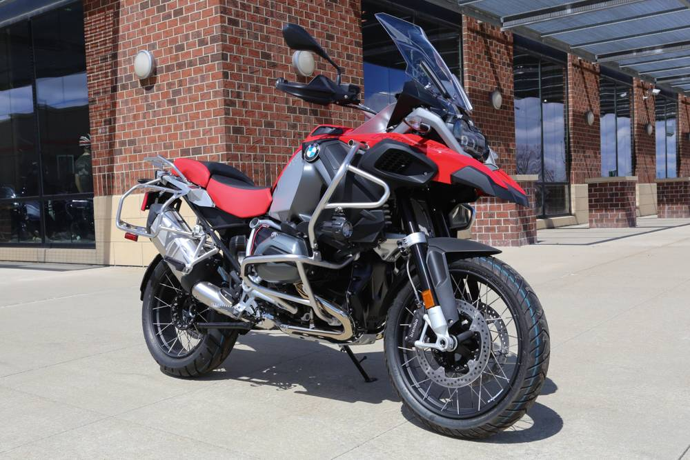 2018 BMW R 1200 GS Adventure in Saint Charles, Illinois - Photo 4