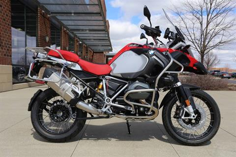 2018 BMW R 1200 GS Adventure in Saint Charles, Illinois - Photo 1