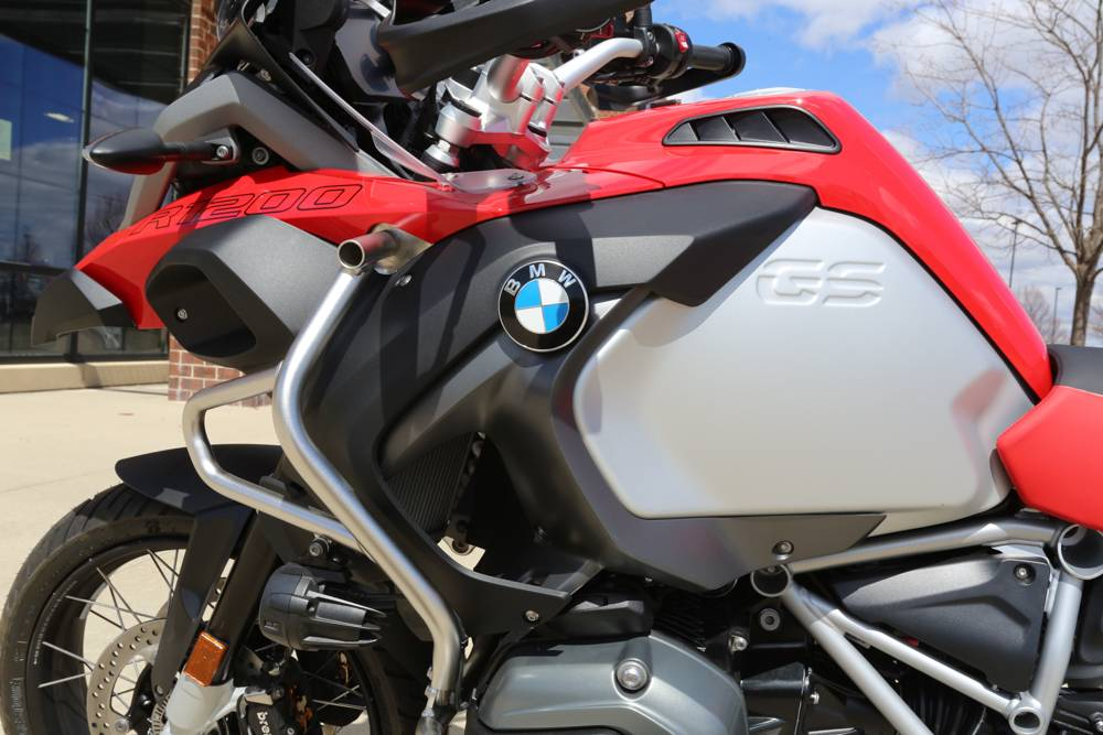 2018 BMW R 1200 GS Adventure in Saint Charles, Illinois - Photo 12