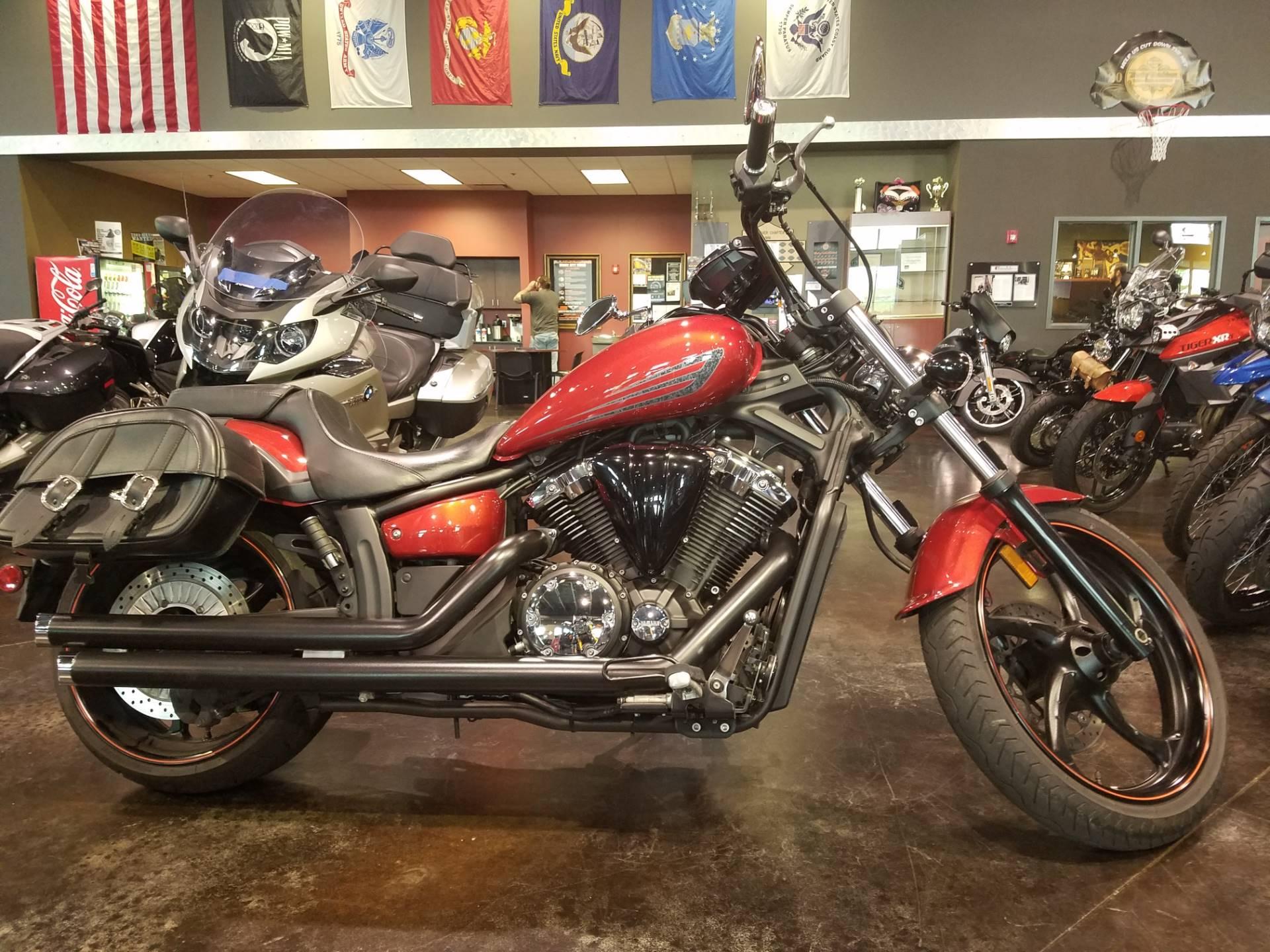 2012 Yamaha Stryker for sale 43997