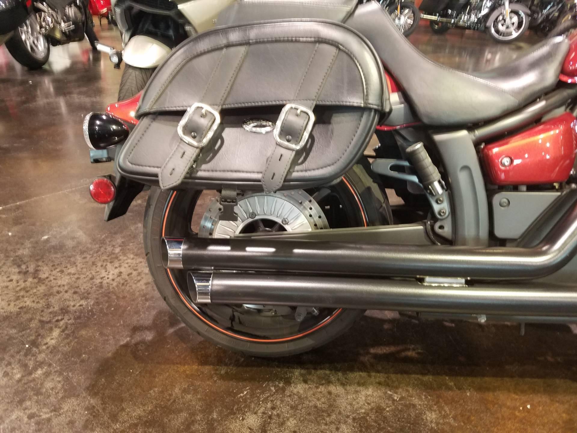 2012 Yamaha Stryker 4