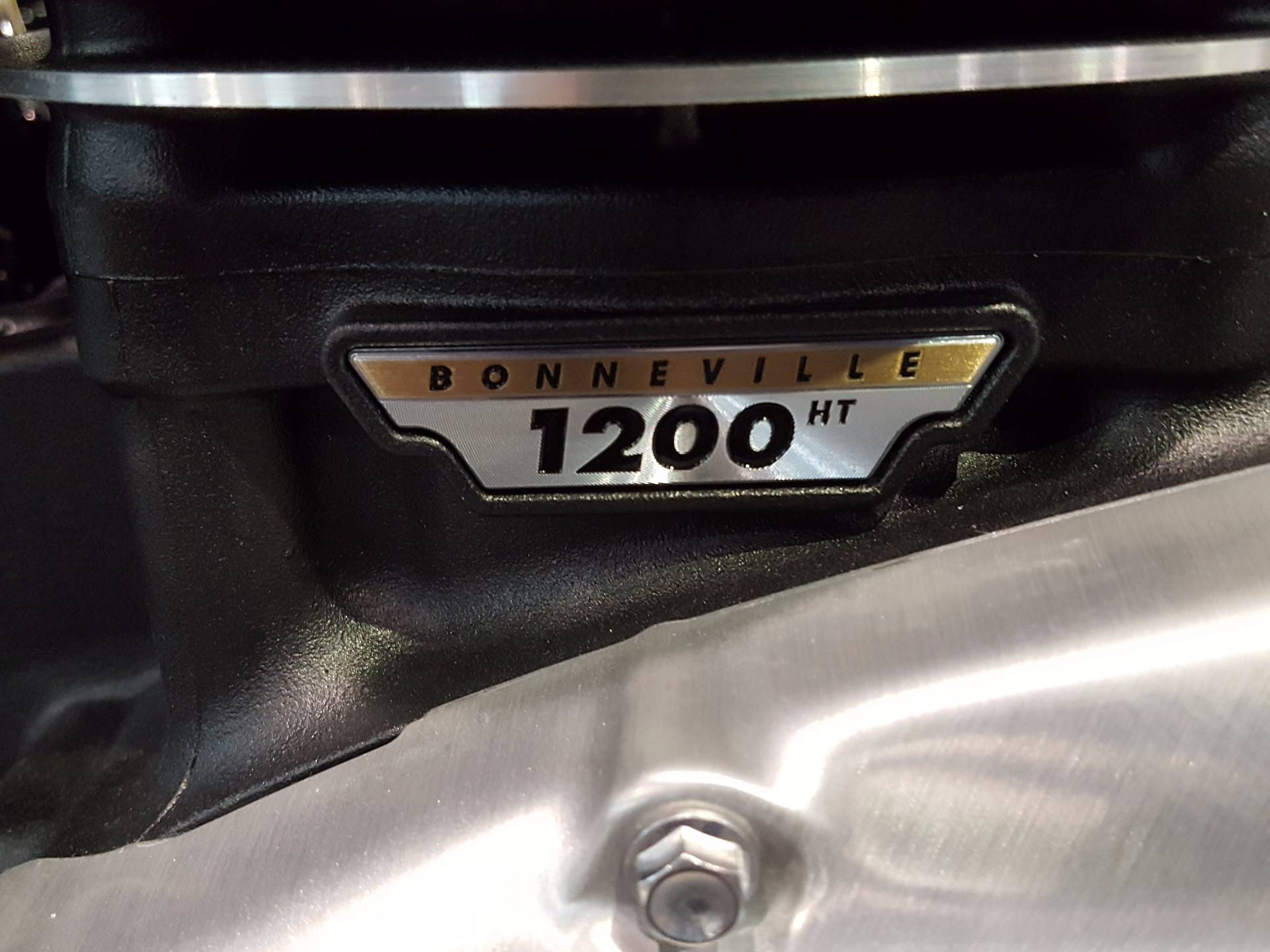 2017 Triumph BONNEVILE T120 in Saint Charles, Illinois