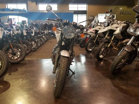 2018 Triumph Bonneville T120 in Saint Charles, Illinois