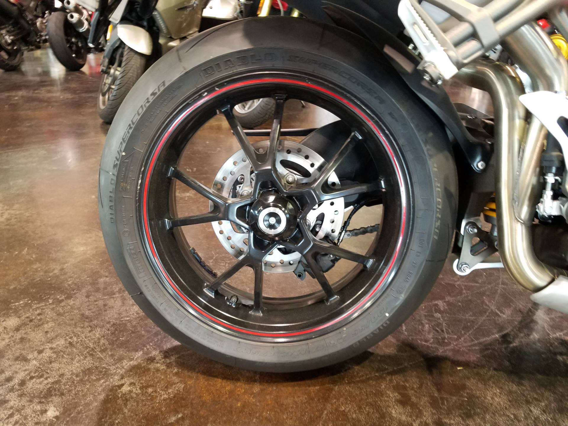 2016 Triumph Speed Triple R ABS in Saint Charles, Illinois