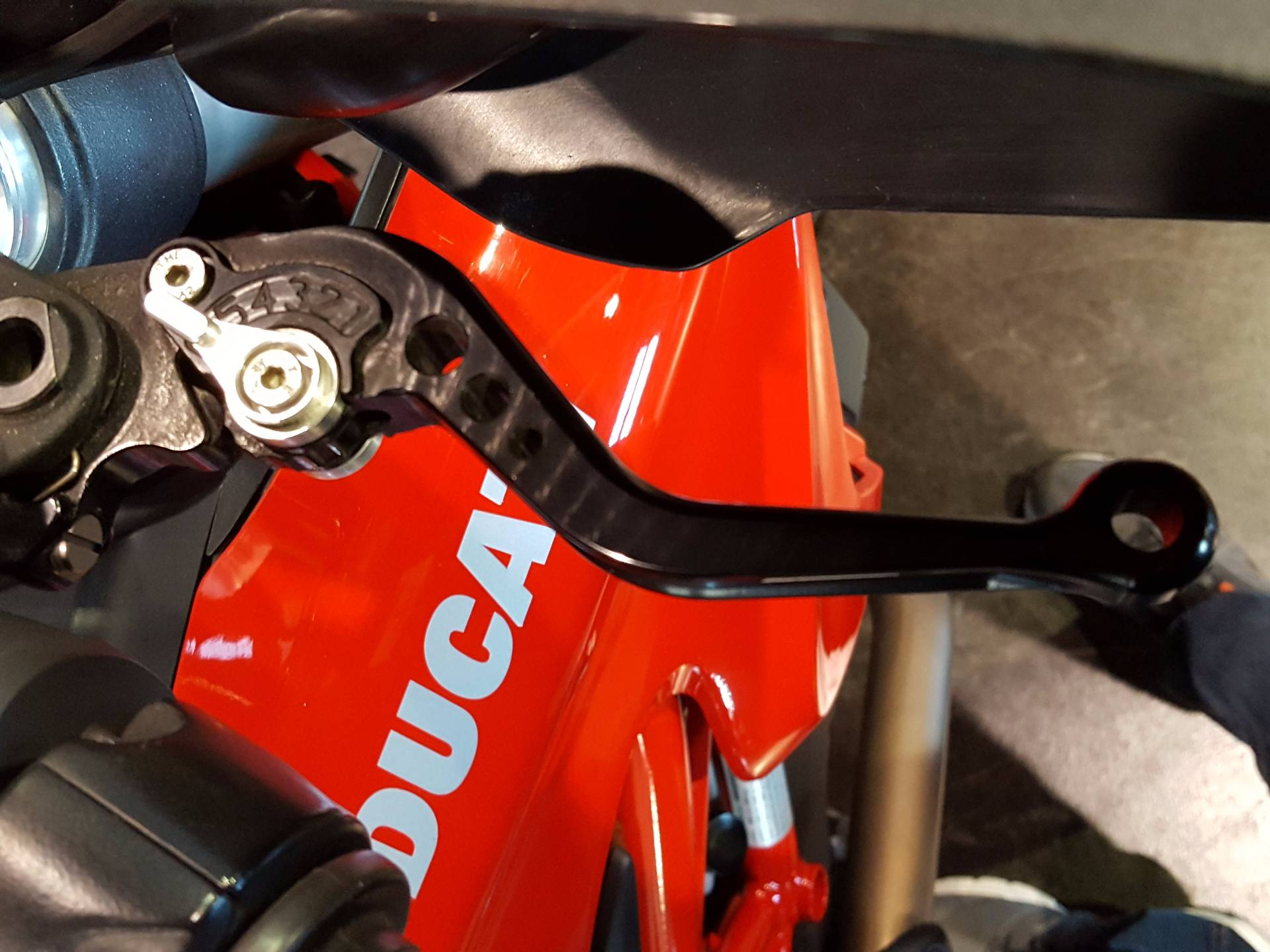 2015 Ducati Hyperstrada in Saint Charles, Illinois